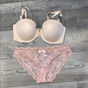 Victoria Secret Multi-way Strapless Bra Sexy